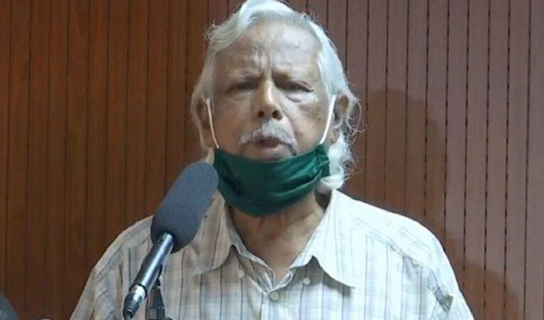 ডা. জাফরুল্লাহ করোনামুক্ত: বিজন শীল